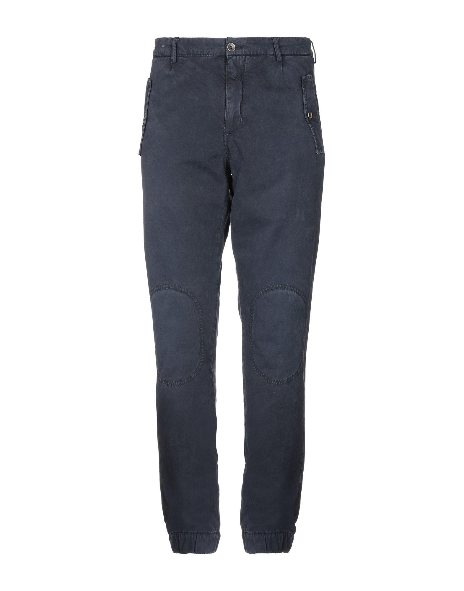 《送料無料》40WEFT メンズ パンツ ブルー 38 コットン