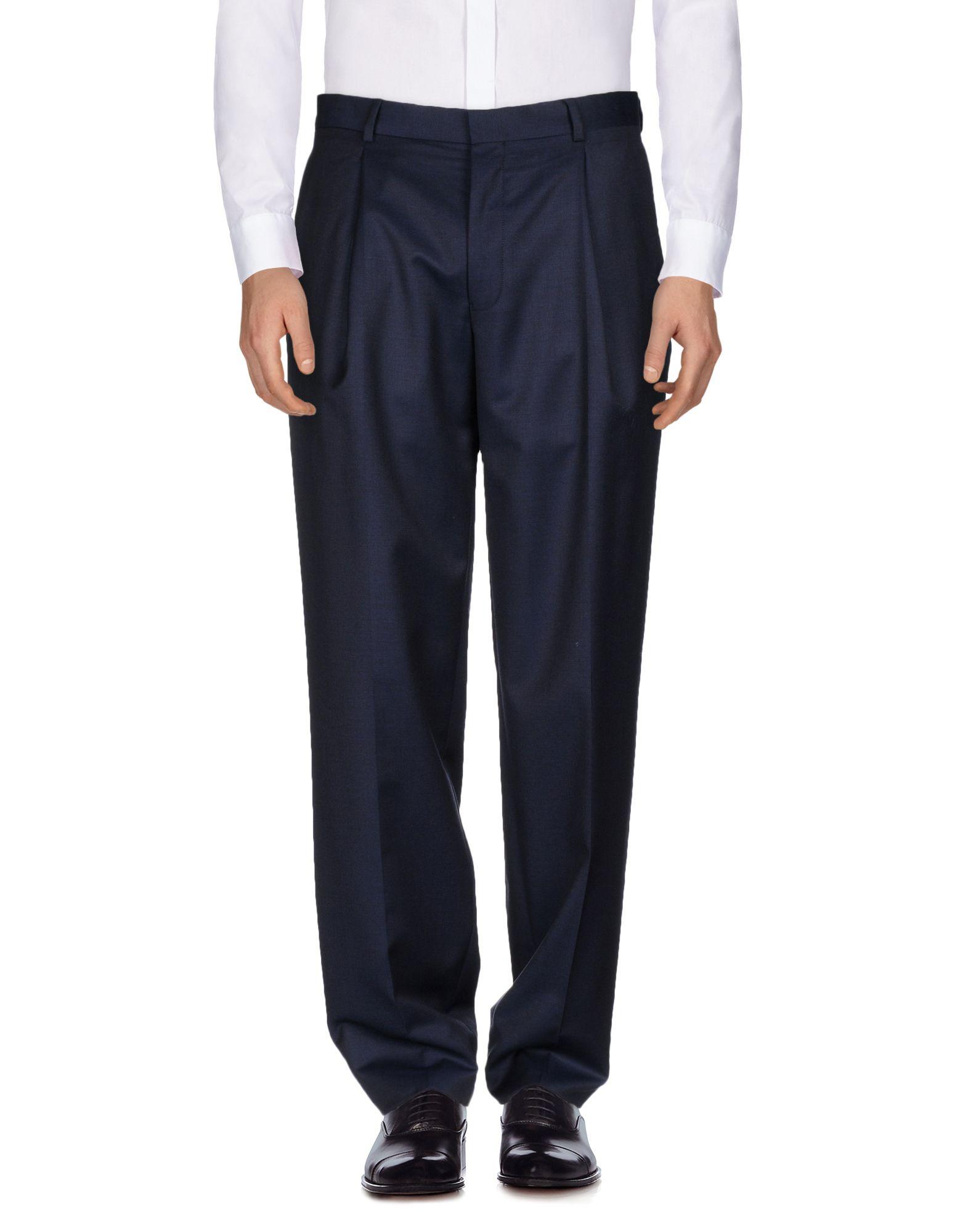 SAVILE ROW Повседневные брюки savile row men s white poplin tab collar classic fit dress shirt neck size 17 5 single cuff
