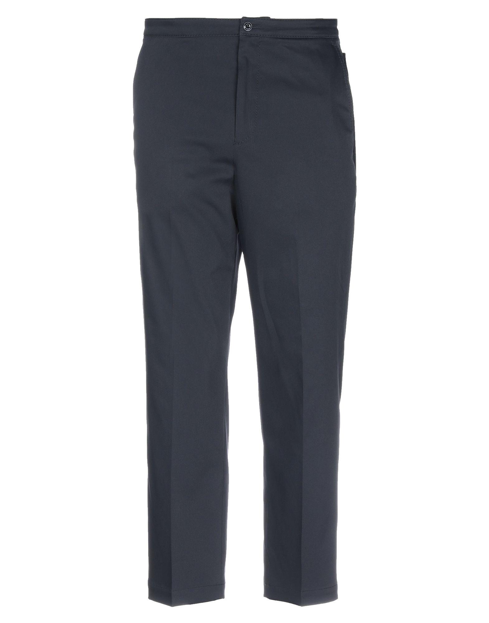 《セール開催中》CELLAR DOOR メンズ パンツ ダークブルー 46 ポリエステル 100%