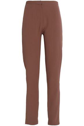 CHALAYAN Crepe straight-leg pants