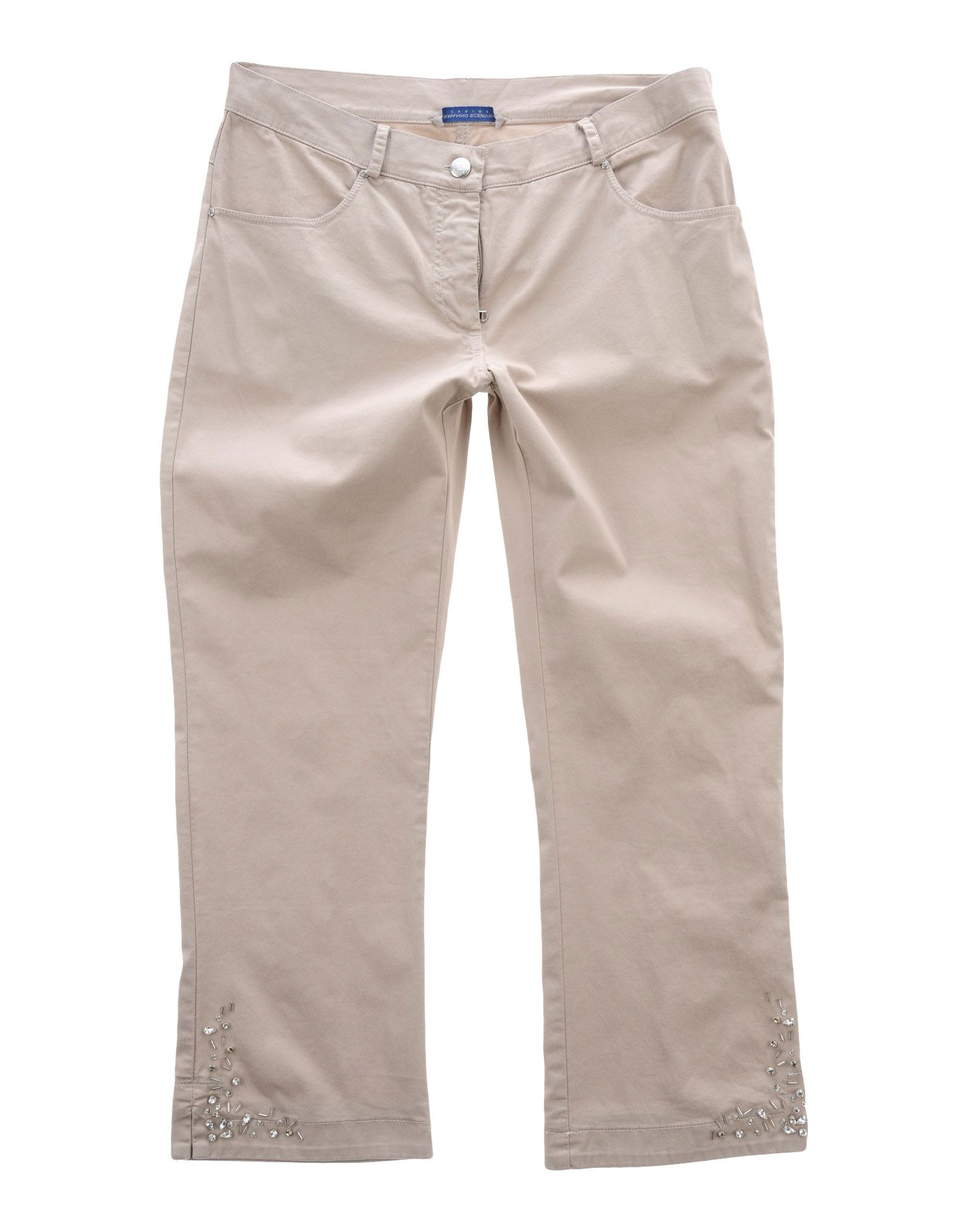 ERMANNO SCERVINO JUNIOR Casual Pants in Beige