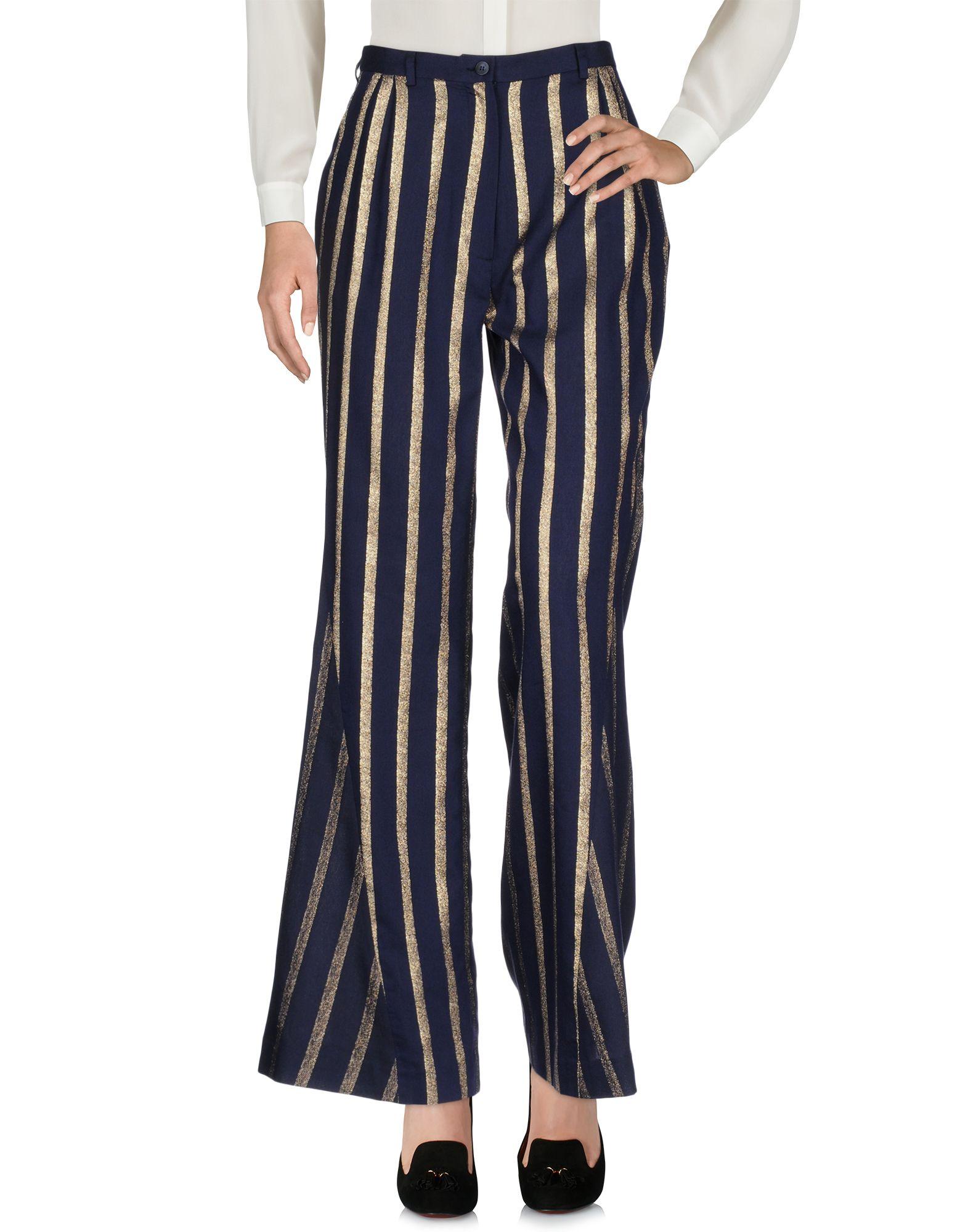 ANNA OCTOBER Повседневные брюки