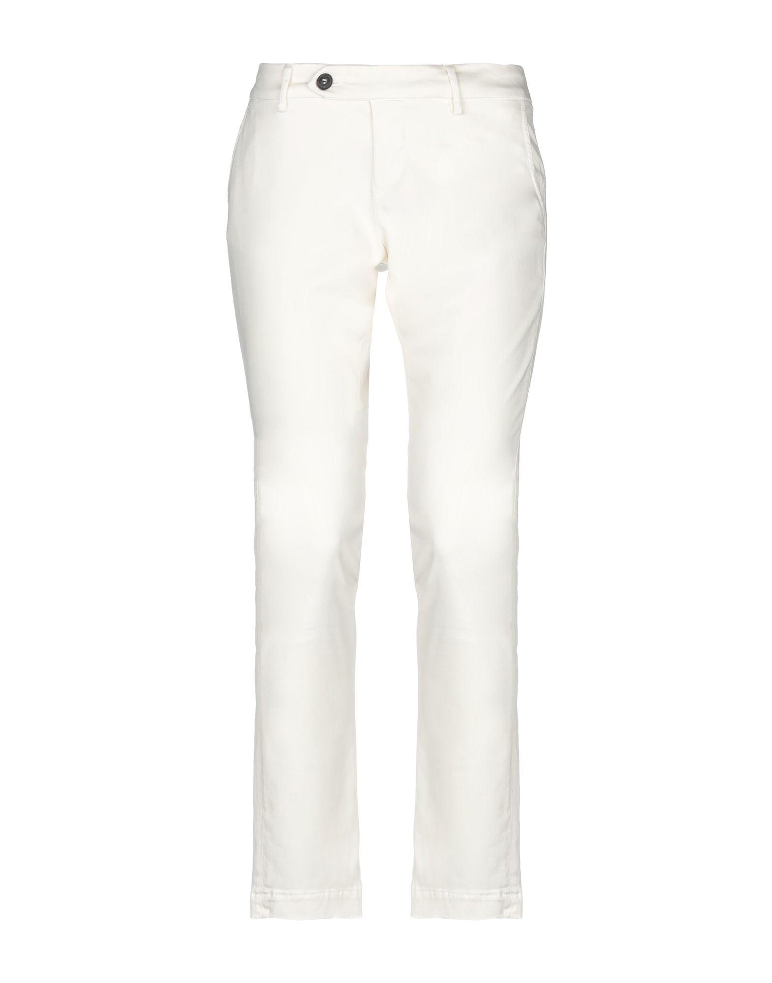 ROŸ ROGER'S Повседневные брюки цена 2017