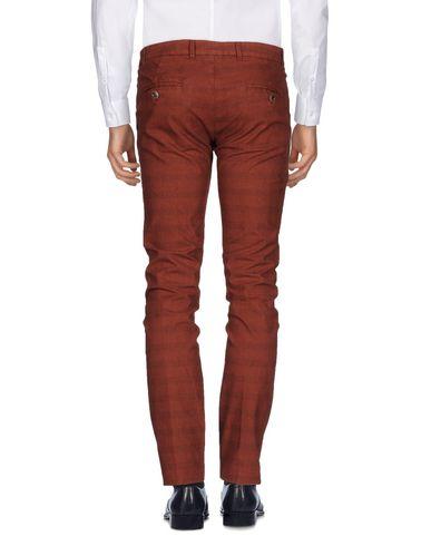 Фото 2 - Повседневные брюки от ONE SEVEN TWO кирпично-красного цвета