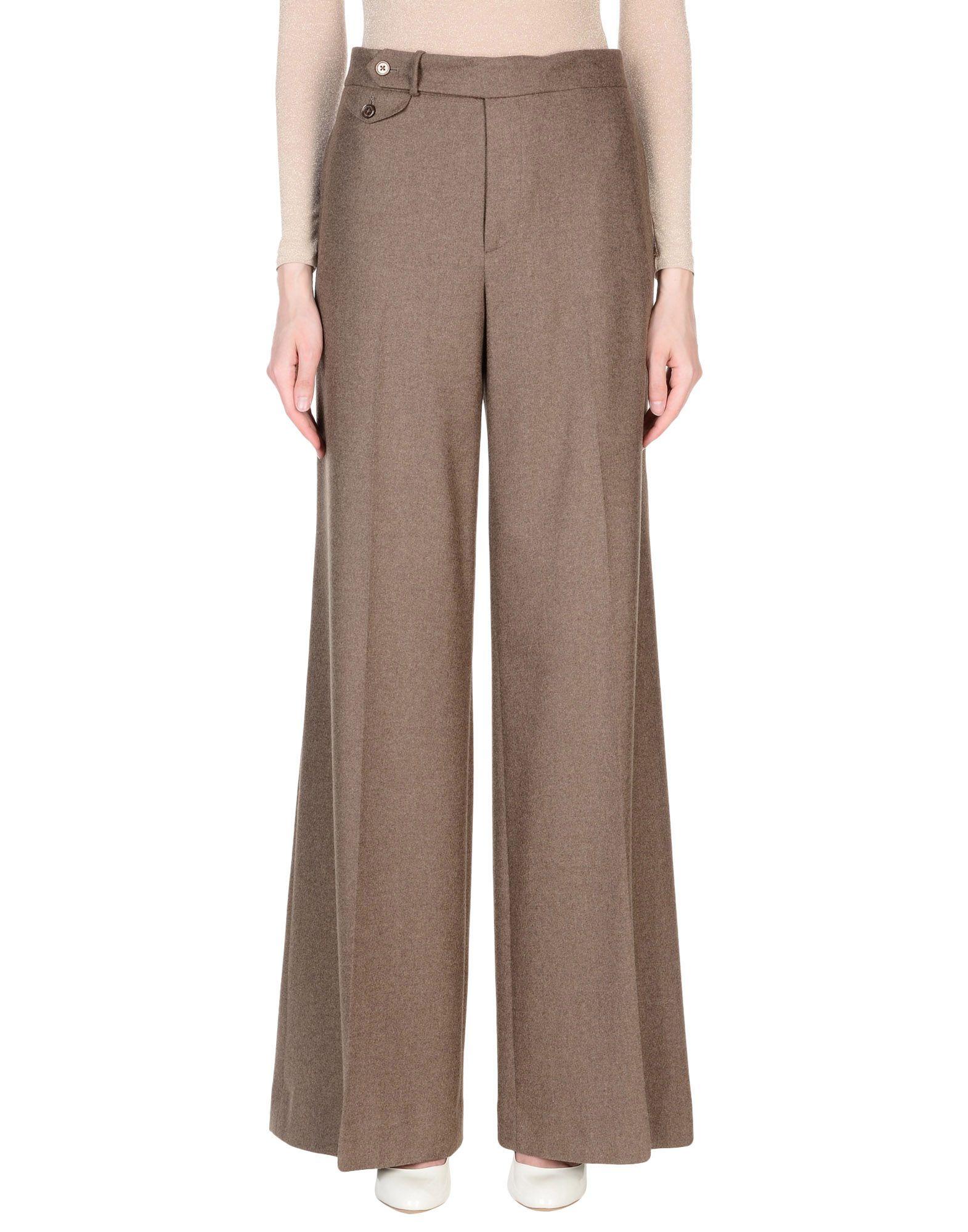RALPH LAUREN COLLECTION Повседневные брюки fine collection повседневные брюки