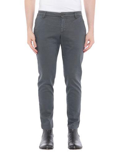 Фото - Повседневные брюки от DERRIERE HERITAGE CO. свинцово-серого цвета
