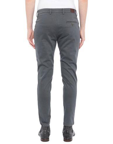Фото 2 - Повседневные брюки от DERRIERE HERITAGE CO. свинцово-серого цвета