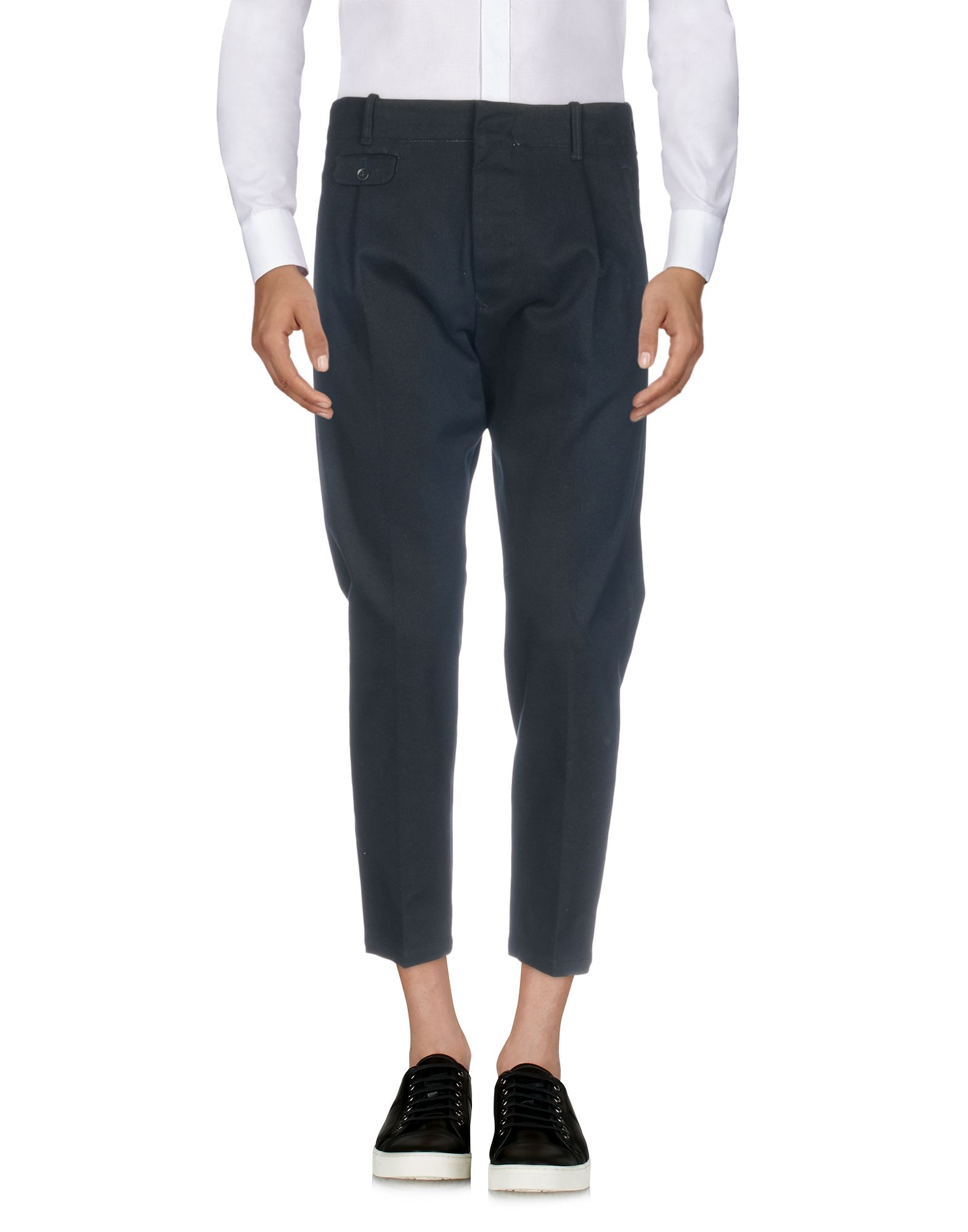 NOHOW X MESSAGERIE Повседневные брюки цена