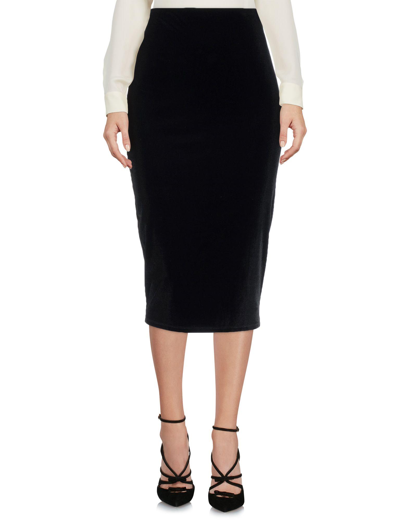 PATRIZIA PEPE Юбка длиной 3/4 moschino couture юбка длиной 3 4