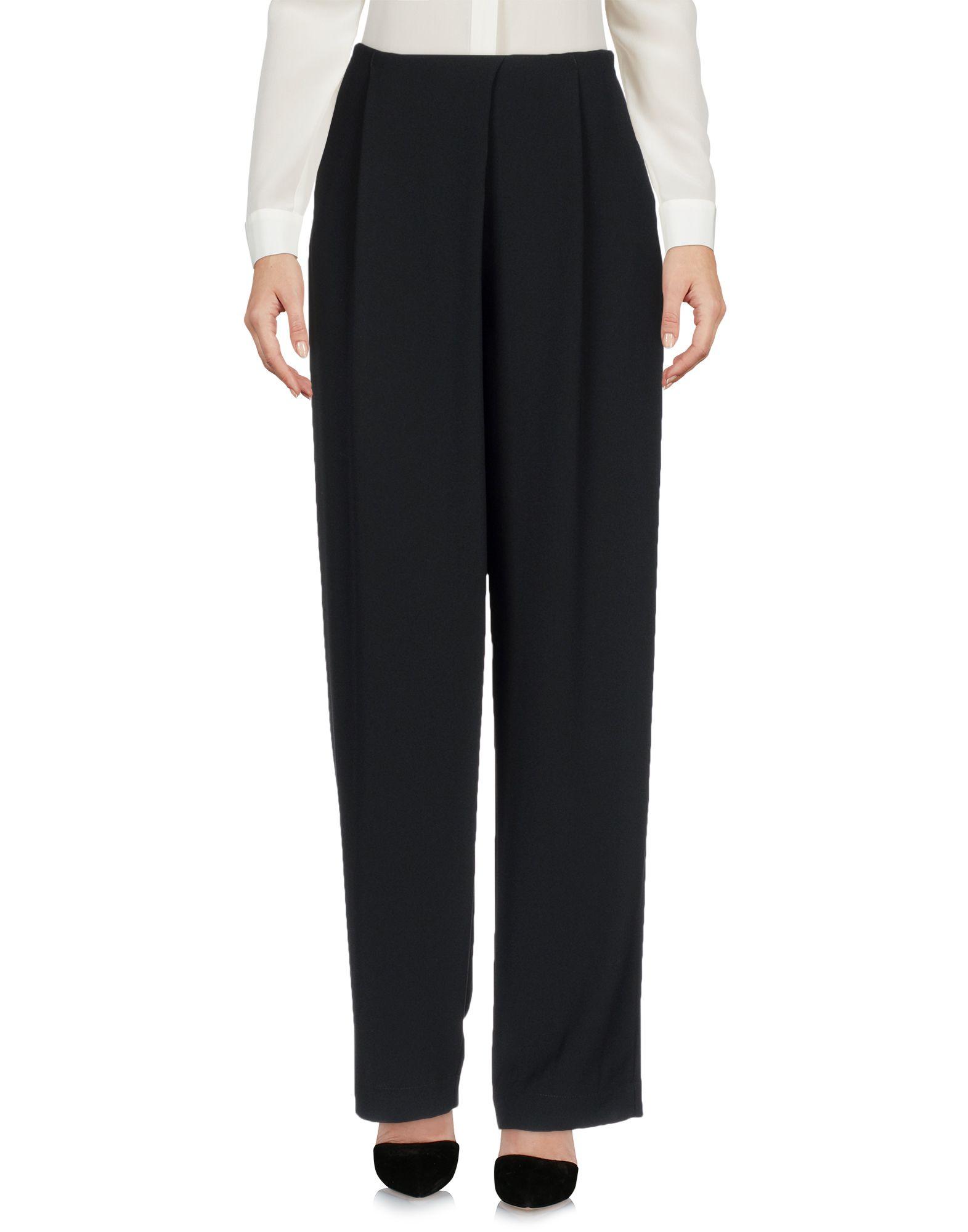 MALLONI Casual Pants in Black