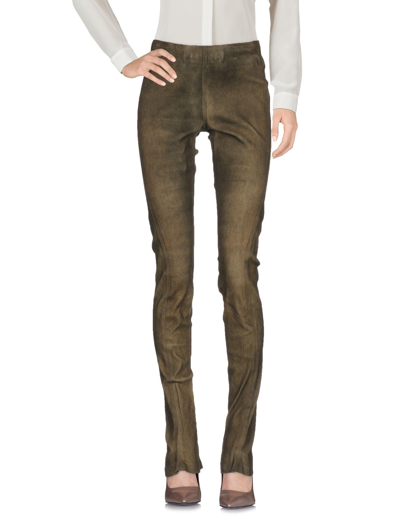 ISAAC SELLAM EXPERIENCE Повседневные брюки isaac sellam experience жилеты удлиненные