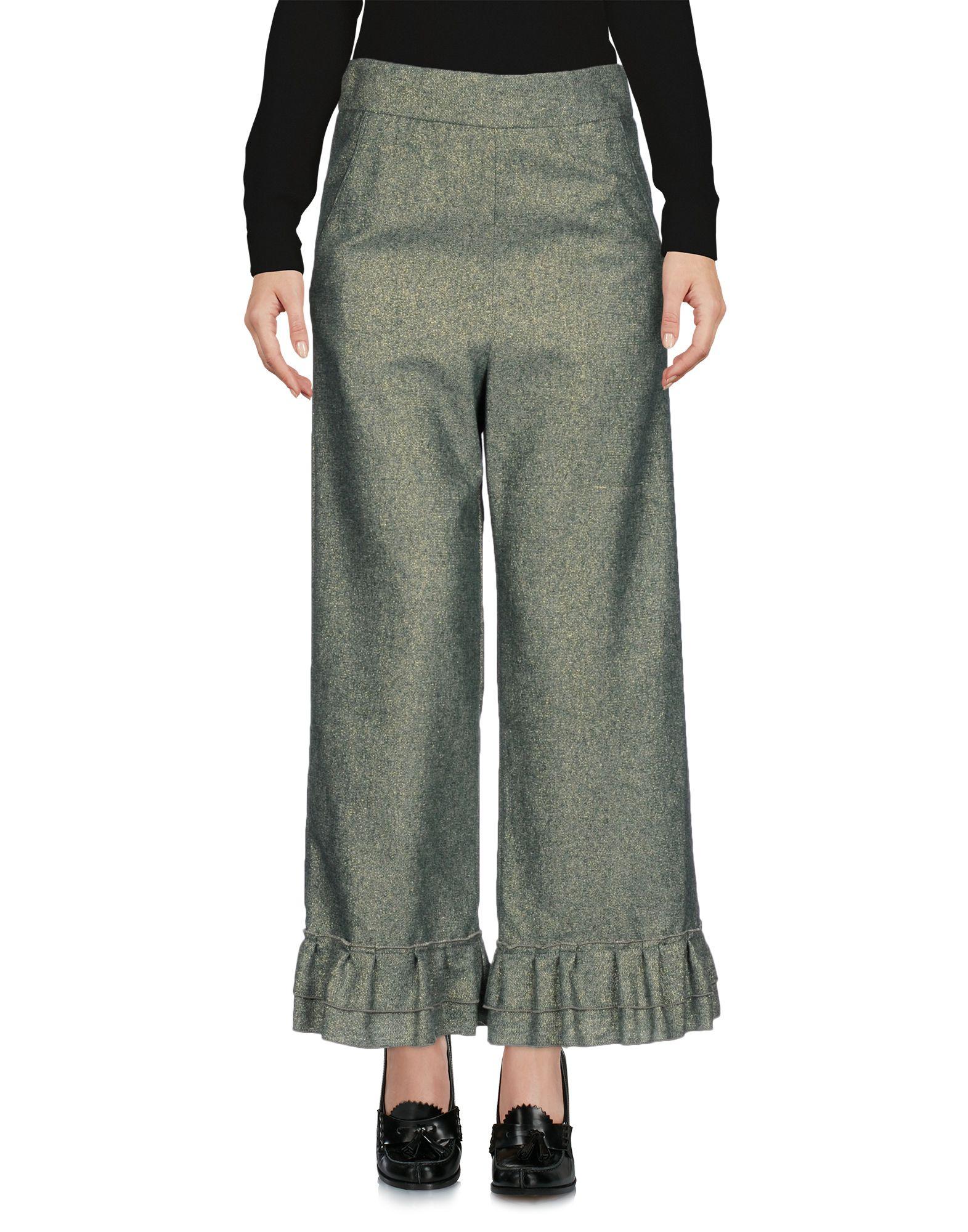 CRILLA NANÀ Повседневные брюки silver 3 5 inches usb 2 0 ide hard disk hdd enclosure cartridge case