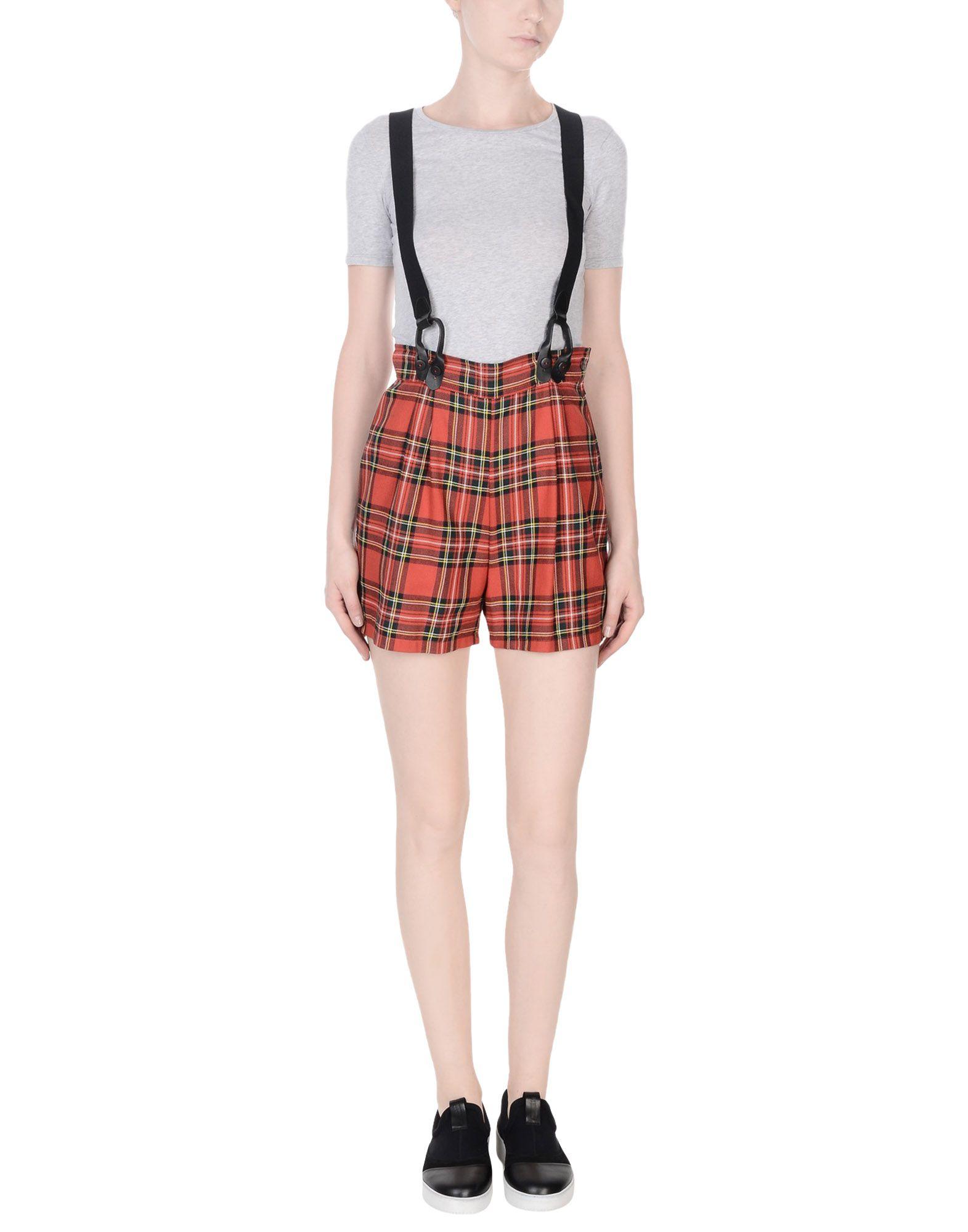 PADÌ COUTURE Повседневные шорты padì couture юбка длиной 3 4