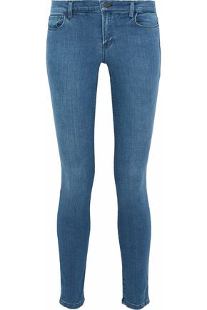 THEORY Low-rise skinny jeans