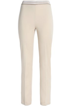 MISSONI Stretch-knit slim-leg pants