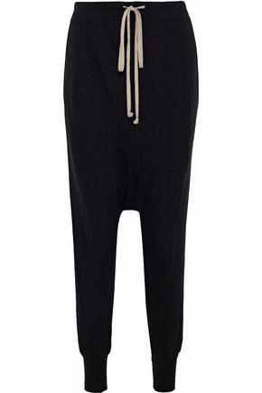 RICK OWENS LILIES Jersey track pants