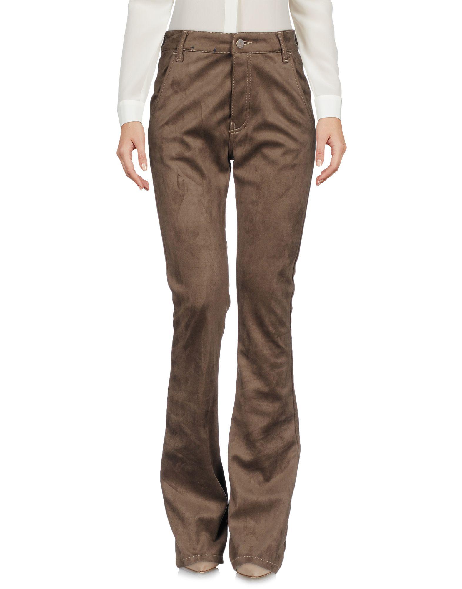CAROLINA WYSER Повседневные брюки