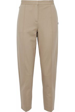 HOUSE OF DAGMAR Harriet cropped ponte tapered pants