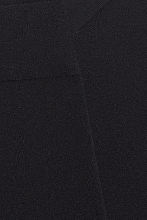 RAG & BONE Lomand cropped crepe wide-leg pants