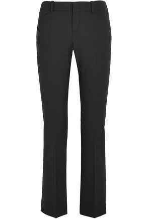 CHLOÉ Wool-blend bootcut pants
