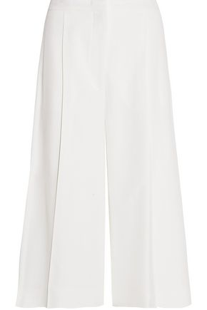 STELLA McCARTNEY Olivier woven culottes
