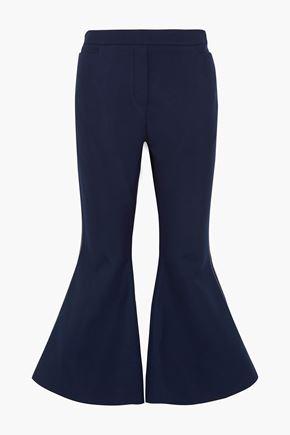 ELLERY Cantina crepe kick-flare pants