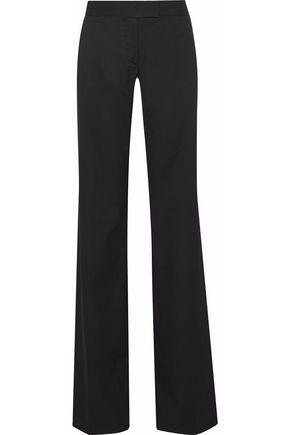 STELLA McCARTNEY Wool-twill flared pants