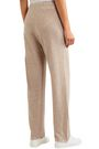 THE ROW Pepita cashmere and silk-blend track pants