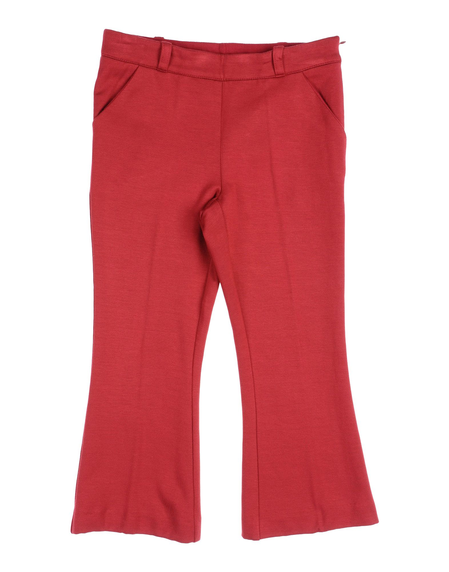 ERMANNO SCERVINO JUNIOR Casual Pants in Red