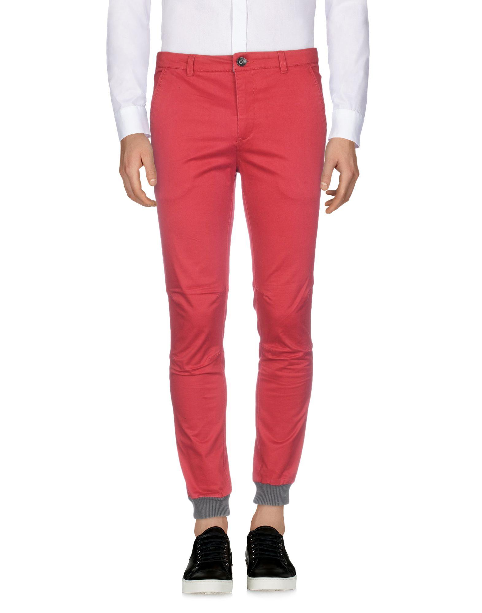 《送料無料》SUIT メンズ パンツ レンガ 30 コットン 100%
