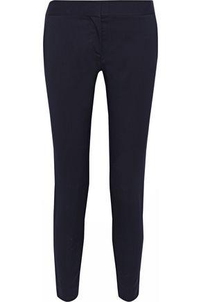 STELLA McCARTNEY Wool-twill skinny pants