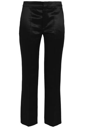 CHLOÉ Satin straight-leg pants