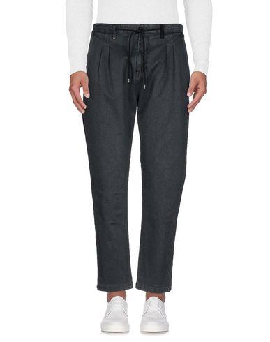 Джинсовые брюки от BL.11  BLOCK ELEVEN