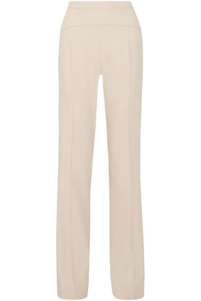 NARCISO RODRIGUEZ Wool-twill straight-leg pants