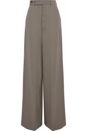 RICK OWENS Wool wide-leg pants