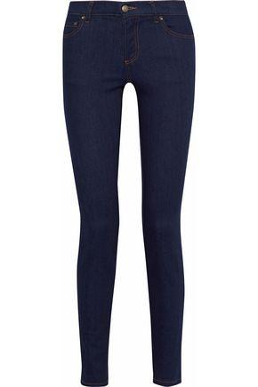 REDValentino Mid-rise skinny jeans
