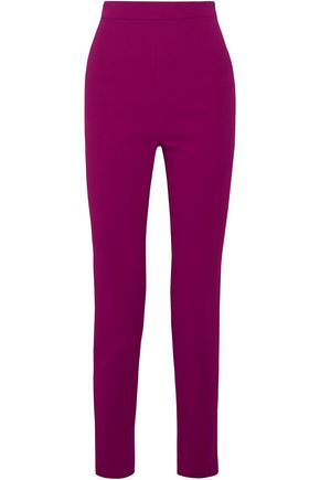 BRANDON MAXWELL Crepe skinny pants
