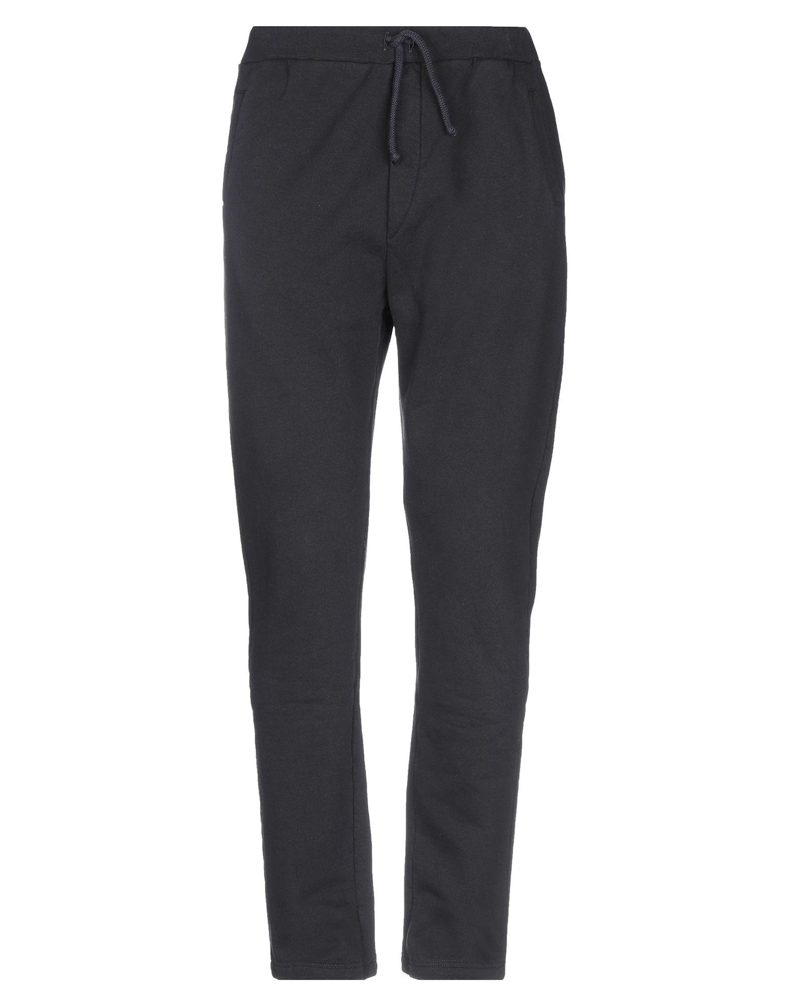 《セール開催中》COMME DES FUCKDOWN メンズ パンツ ブラック XS コットン 100%