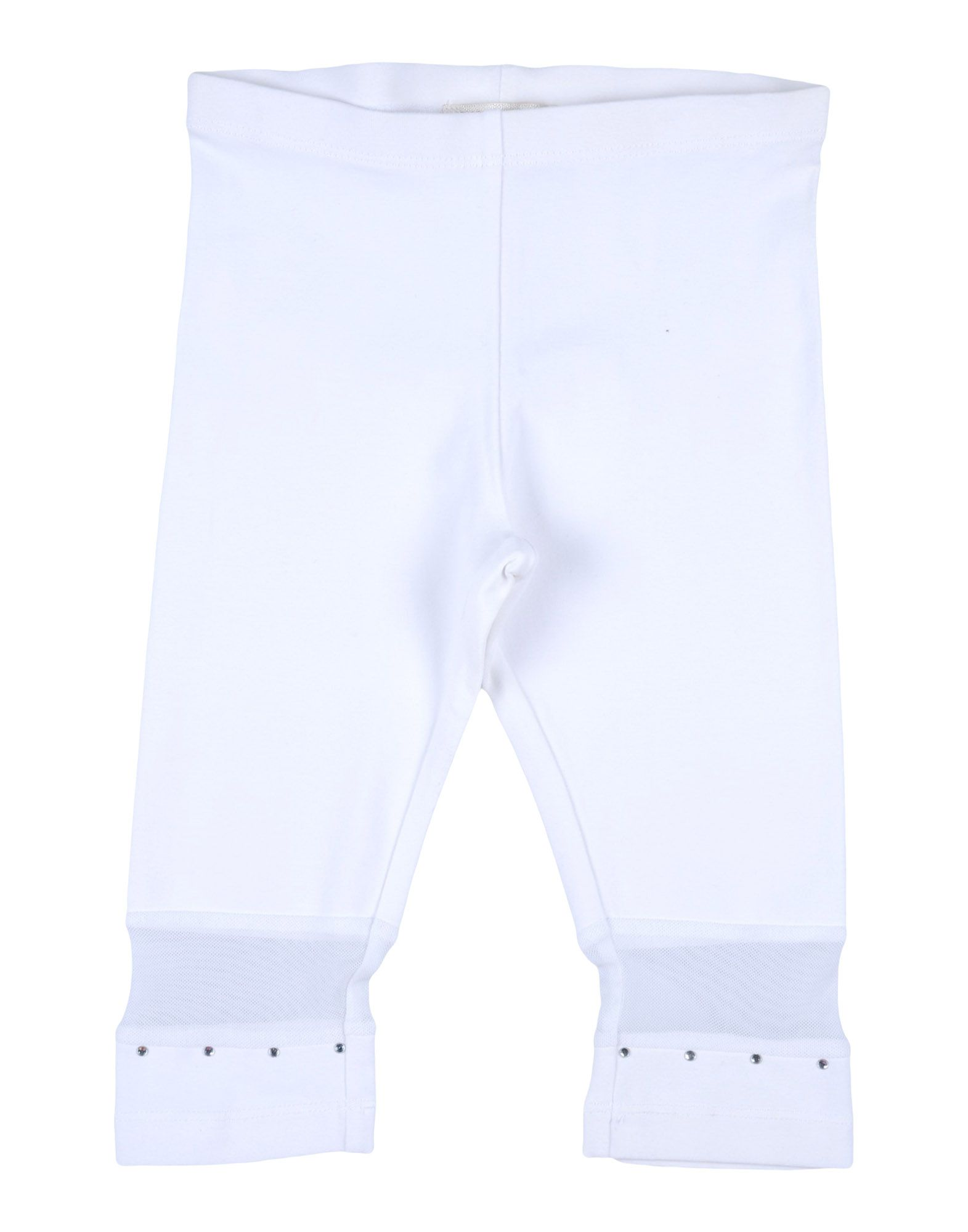 MONNALISA CHIC Leggings in White