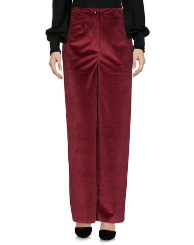 Купить Повседневные брюки от HAPPY25 красно-коричневого цвета