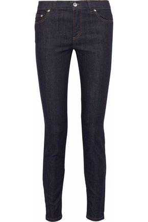 REDValentino Low-rise skinny jeans