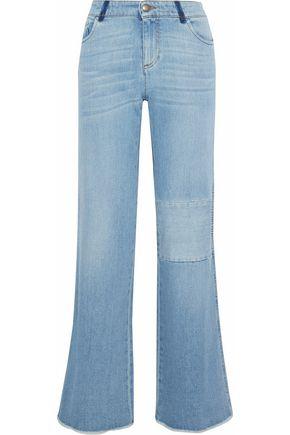 REDValentino High-rise straight-leg jeans