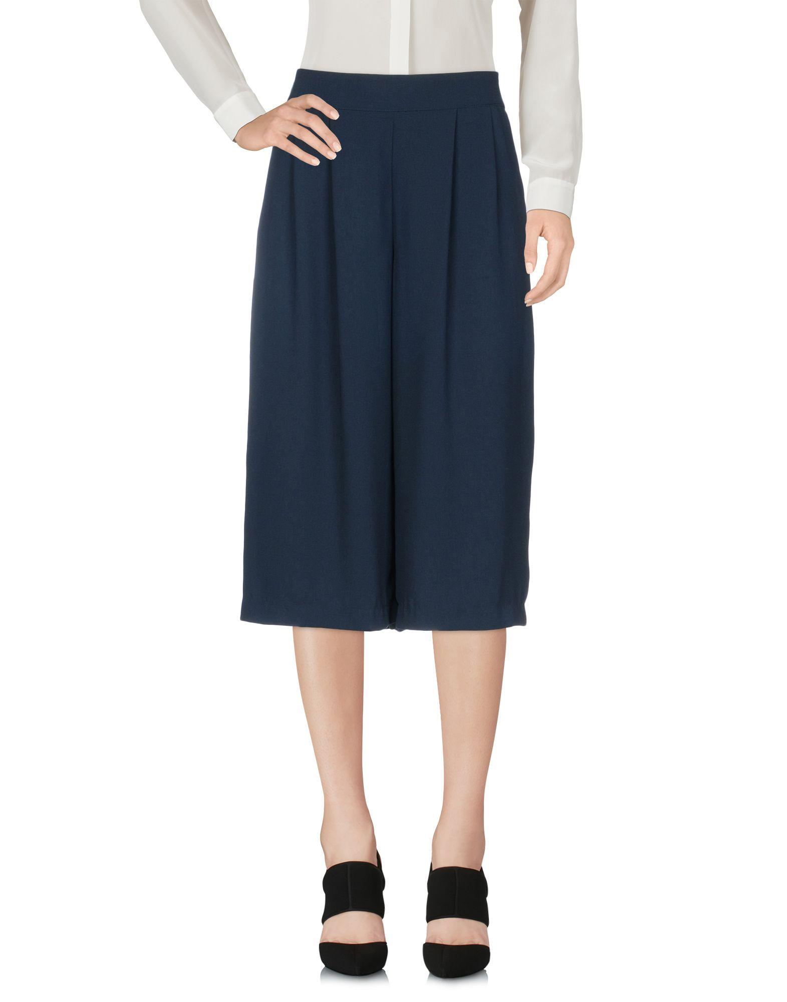 VERO MODA Брюки-капри три четверти брюки moda di chiara брюки широкие