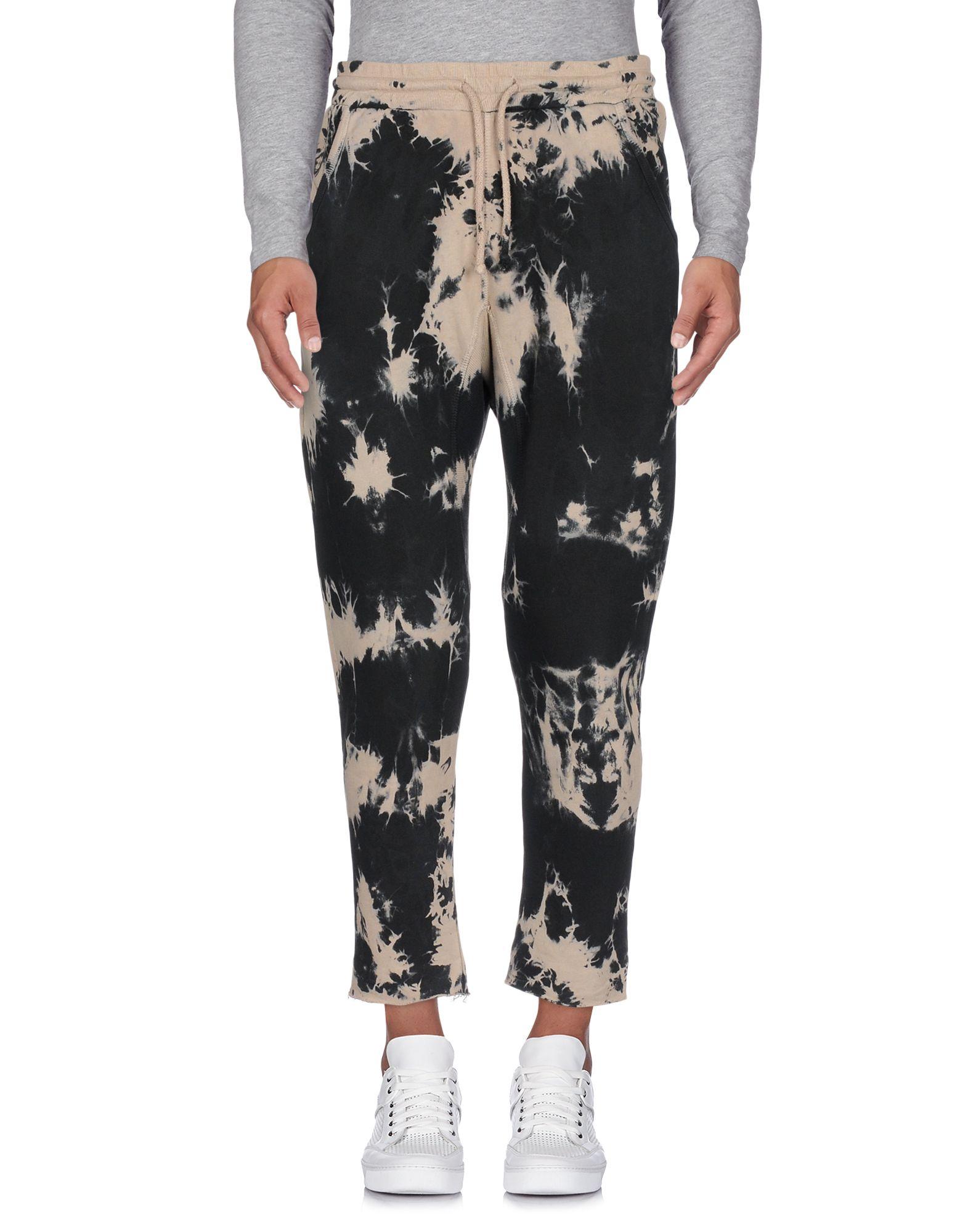《送料無料》BERNA メンズ パンツ サンド L コットン 100%