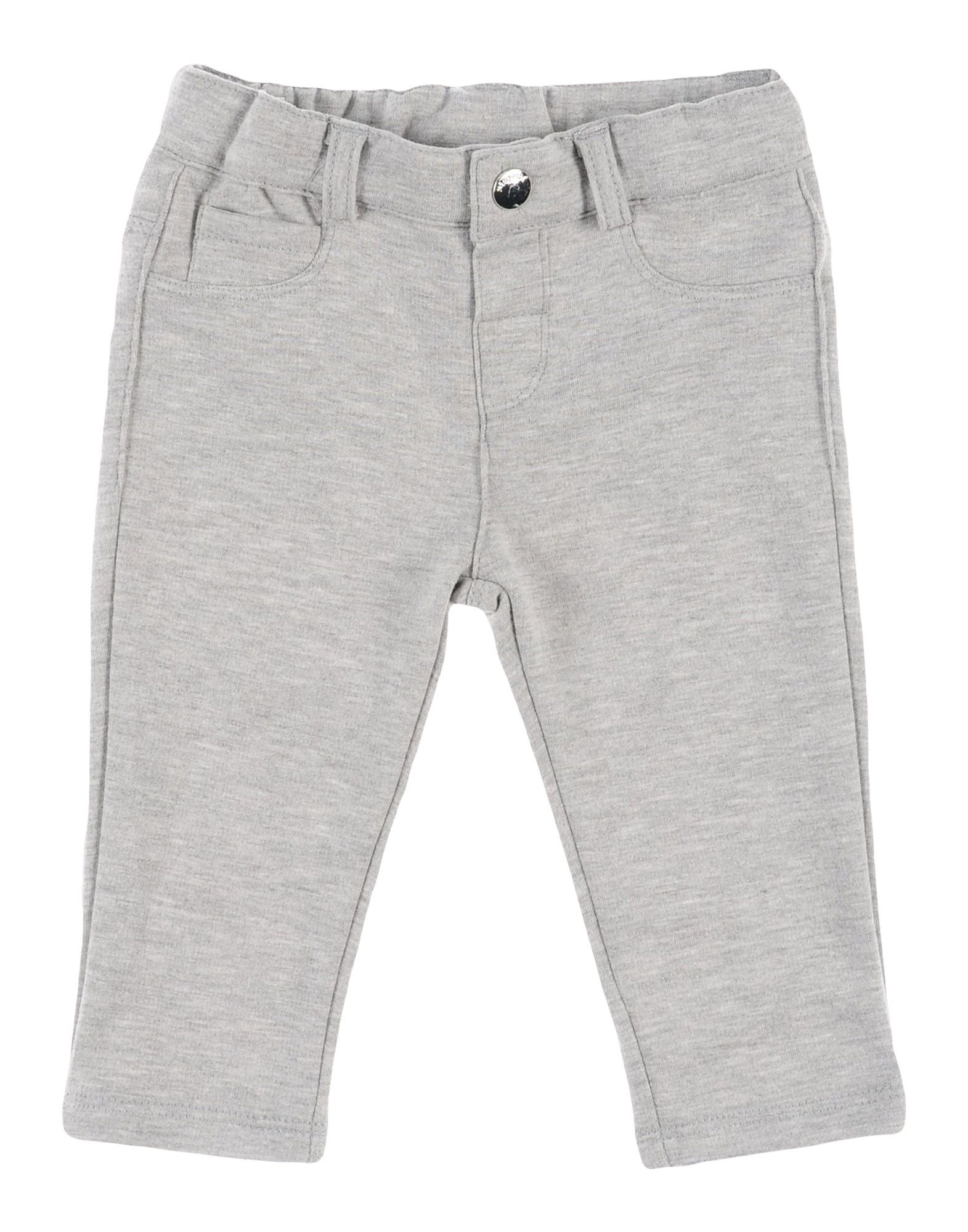 MAYORAL Casual Pants in Light Grey