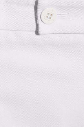 REDValentino Cotton-blend twill culottes