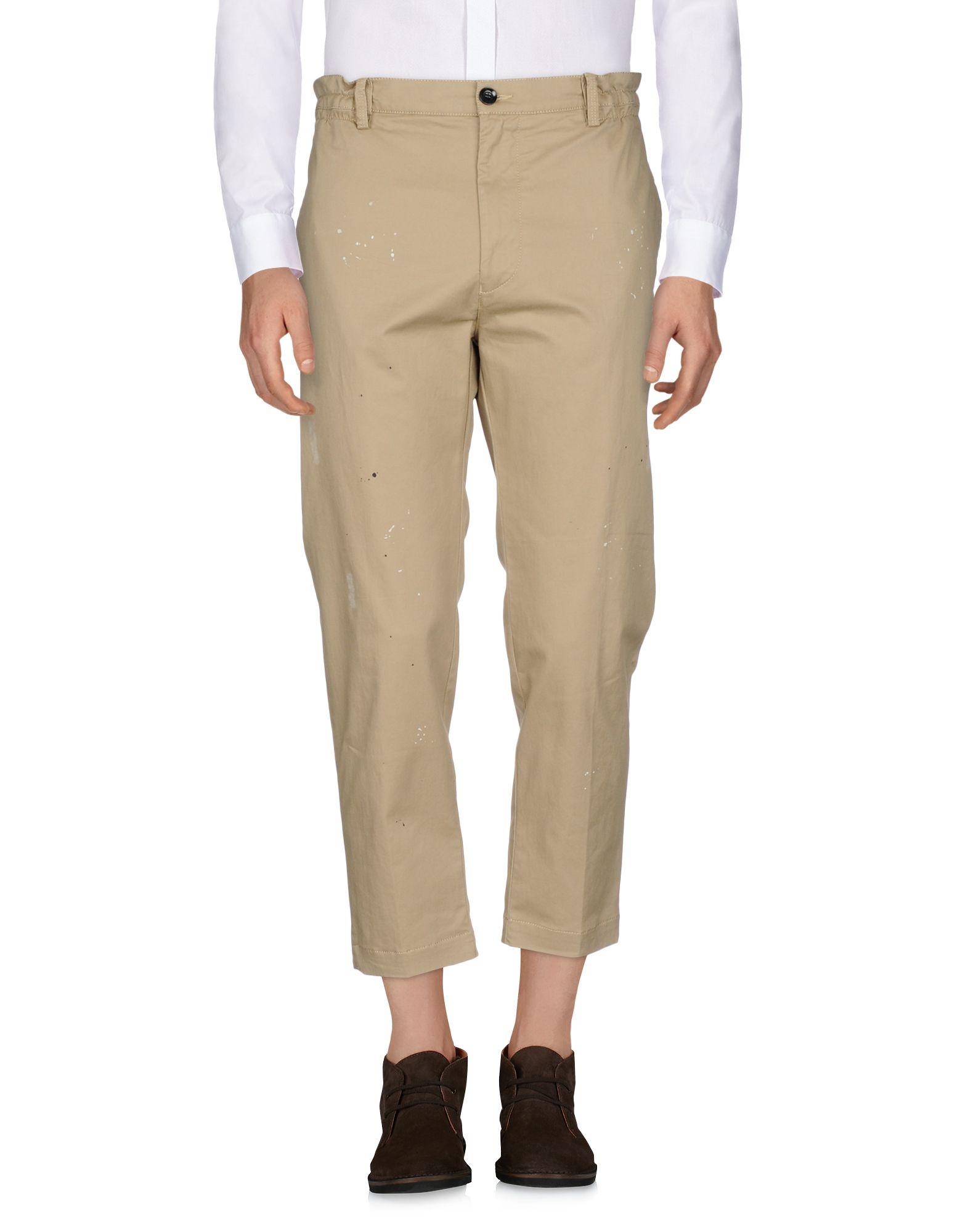 DIESEL Повседневные брюки