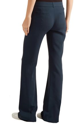 CHLOÉ Iconic cady flared pants
