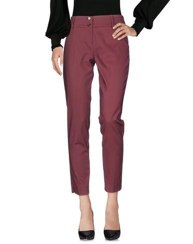 Фото - Повседневные брюки от APNEA красно-коричневого цвета