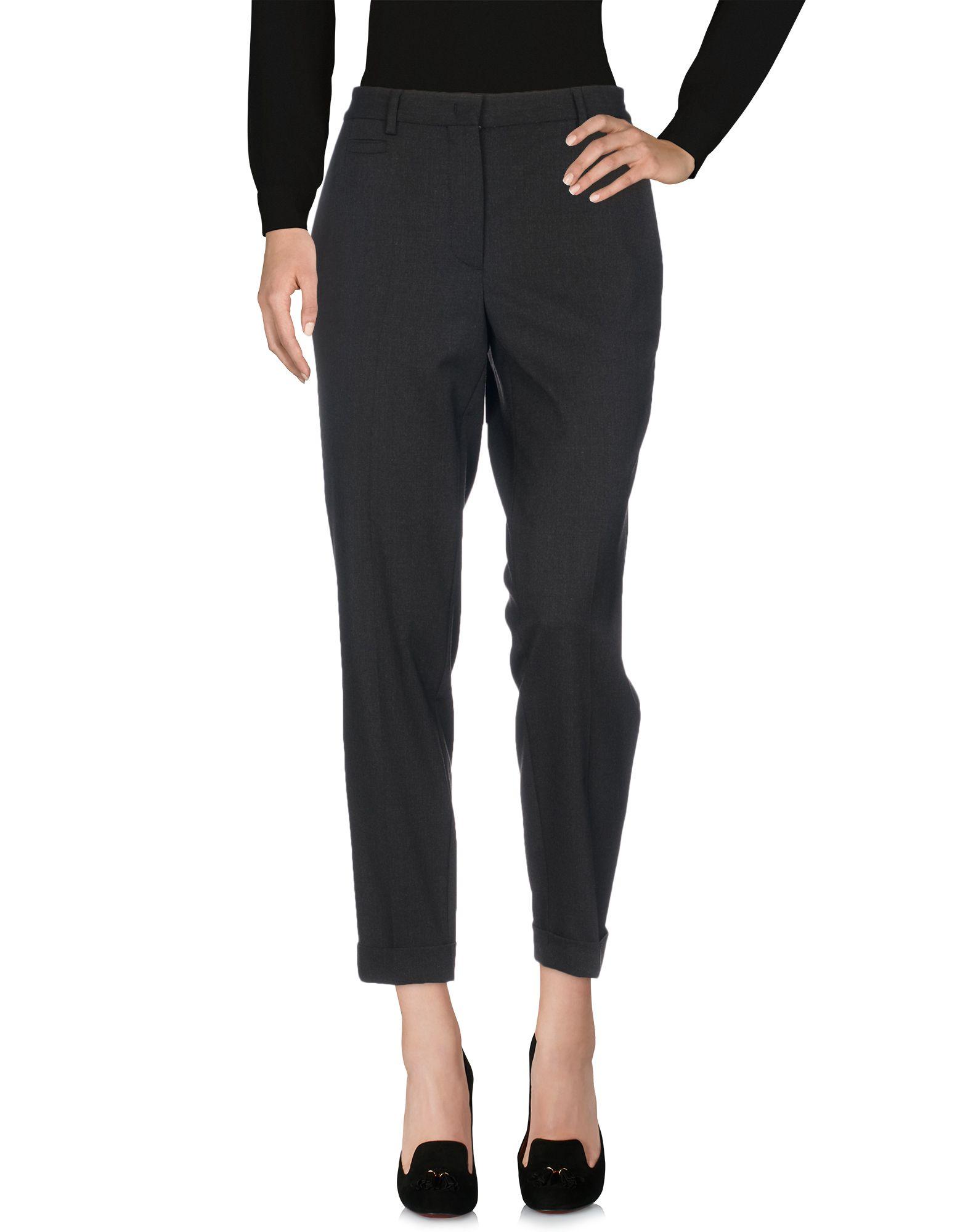 BRAG-WETTE Casual Pants in Steel Grey